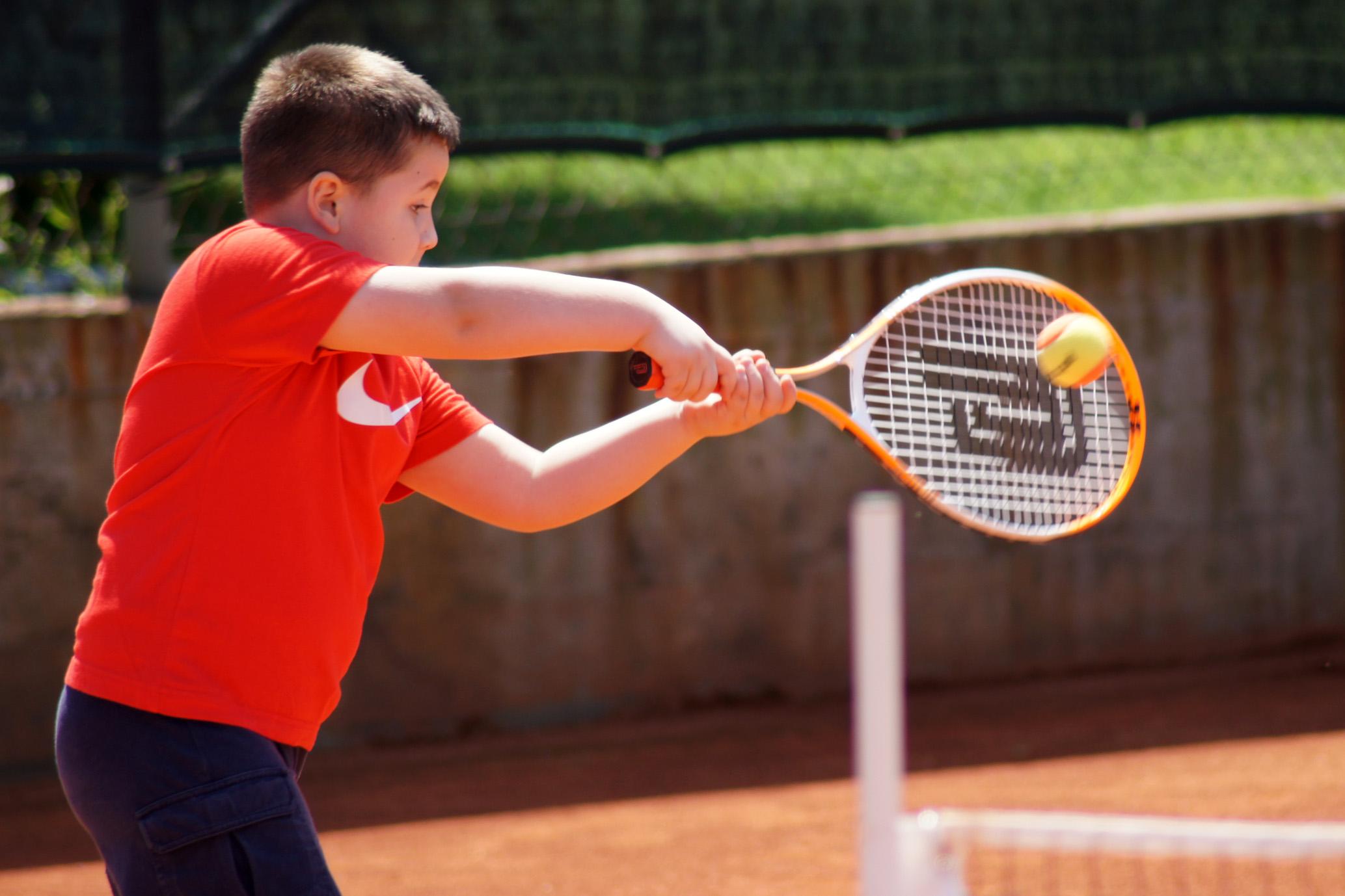 Teniski klub PRO JUNIOR | Kada početi trenirati tenis